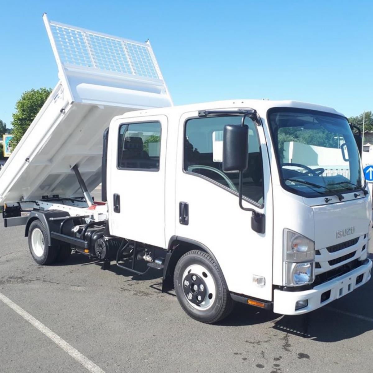 Isuzu M21 Large Double Cab Potenza